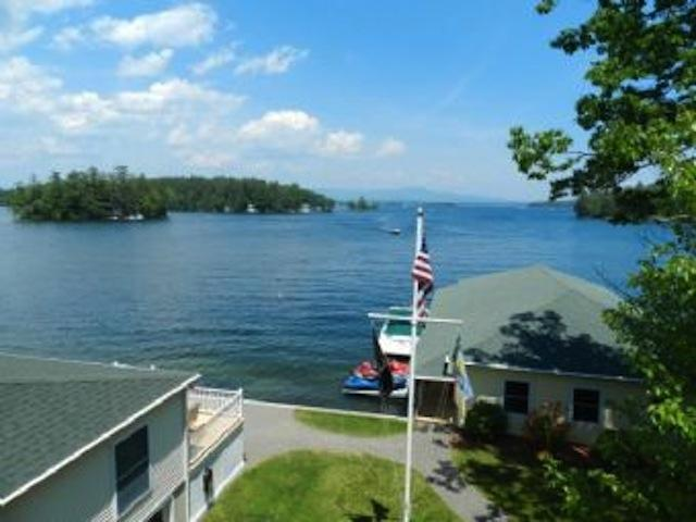 Winnipesaukee Waterfront Rental in Gilford, NH - Image 1 - Gilford - rentals