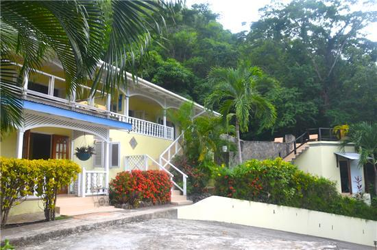 Aqua Apt Upper Passion Fruit Suite - Bequia - Aqua Apt Upper Passion Fruit Suite - Bequia - Belmont - rentals