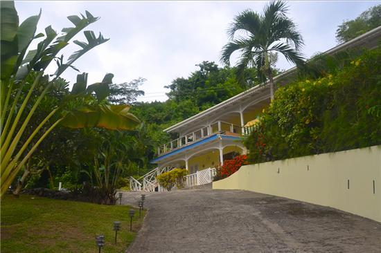 Aqua Apartment, Lower - Bequia - Aqua Apartment, Lower - Bequia - Belmont - rentals