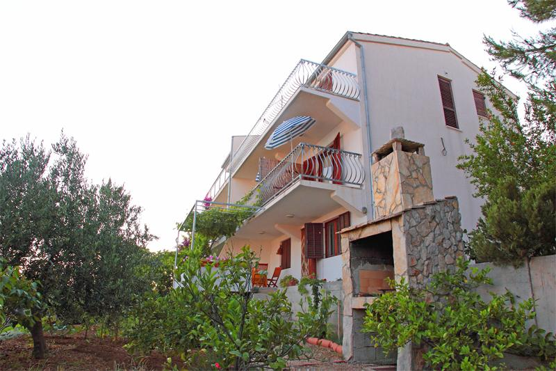 house - 4570  A1(2+1) - Zavala - Zavala - rentals