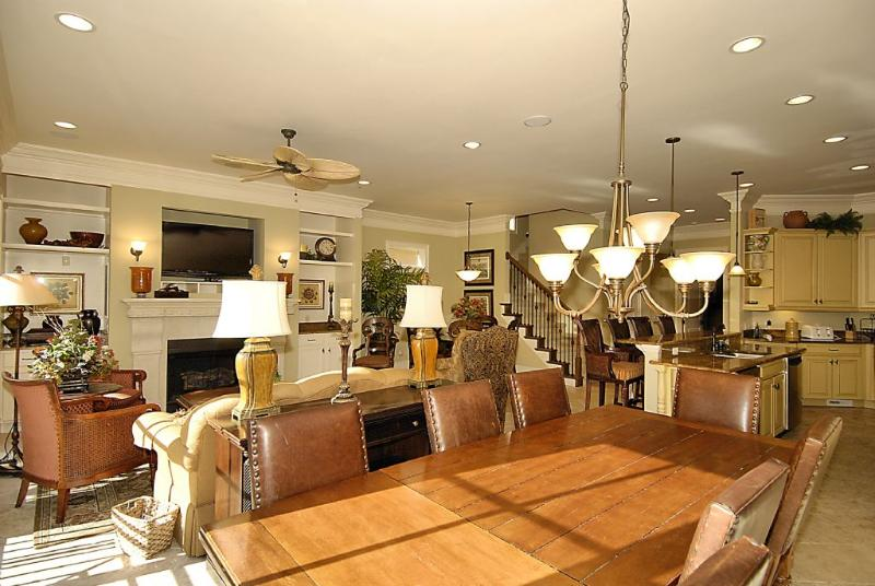 Dining Room - 17 Corine Lane - Hilton Head - rentals