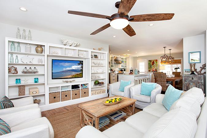 SPECIALS! Bliss Beach House- Huge Pool, Game Room! - Image 1 - Kihei - rentals