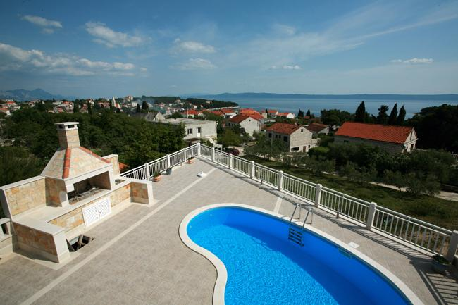 swimming pool - 2854 H(8+4) - Sumartin - Sumartin - rentals