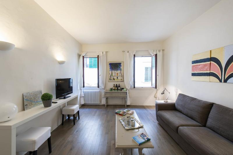 Living Room - San Crocino lovely-charming Flat - Florence - rentals