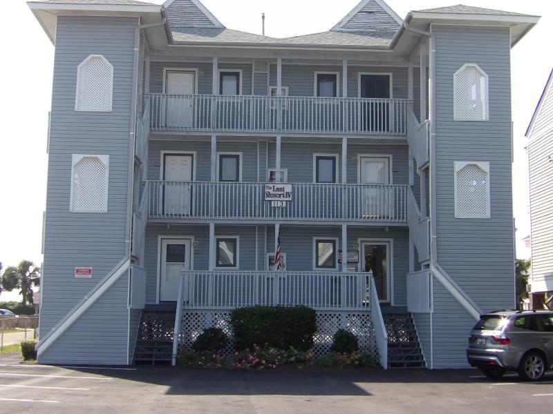 Oceanside 1st floor Condo...Steps to Ocean! - Image 1 - Surfside Beach - rentals