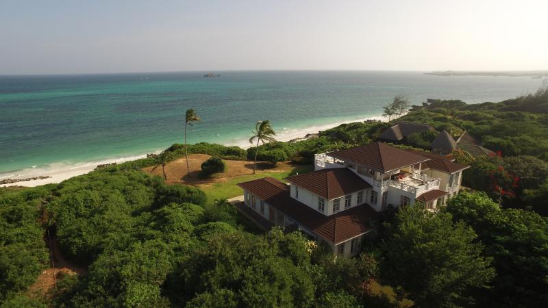 Heavenly House, Watamu. Beachfront - Heavenly House, spectacular beachfront in Watamu - Watamu - rentals