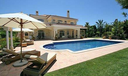 Villa Fontana - Image 1 - Algarve - rentals