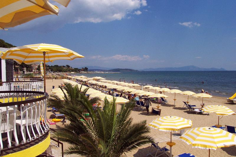 Vindicio beach clubs - Beach front! Family friendly house 3 bed 2 bath - Formia - rentals