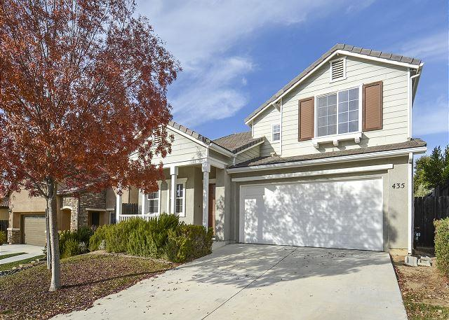 Sunset Summit--Spicy Wine Country Retreat! - Image 1 - Paso Robles - rentals