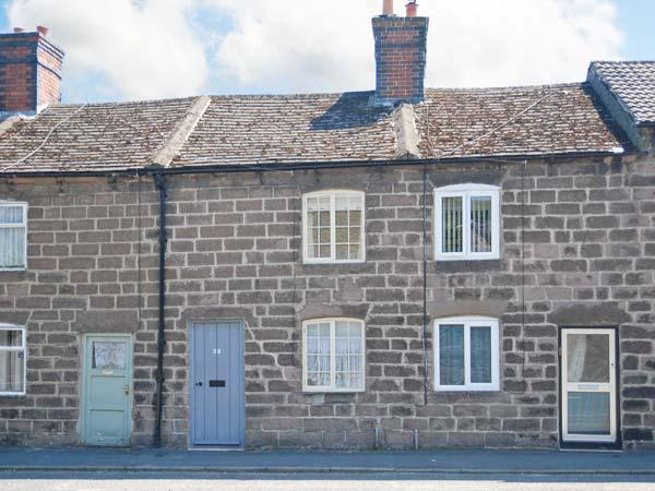 BOBBIN COTTAGE, Grade II listed, terraced, king-size bedroom, in Cromford, Ref 923214 - Image 1 - Cromford - rentals