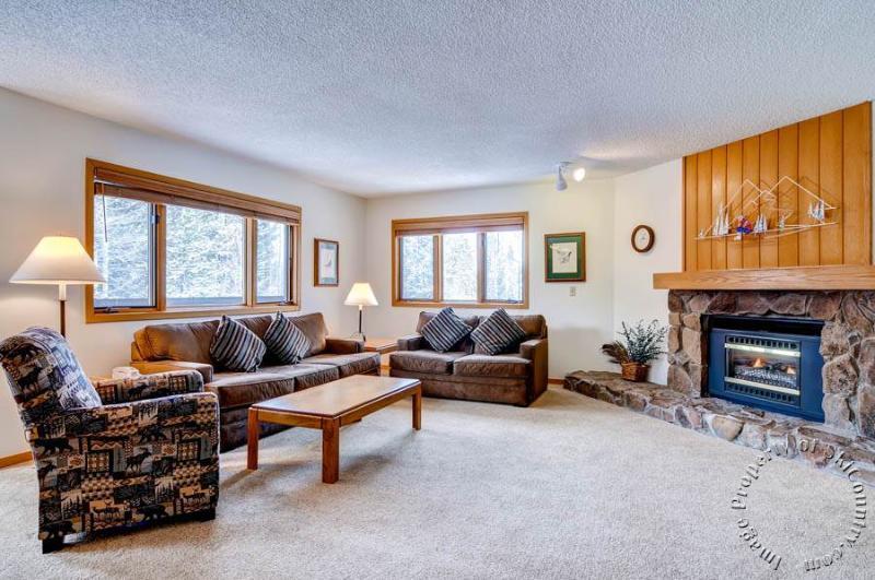 Woods Manor Condos - 204B - Image 1 - Breckenridge - rentals