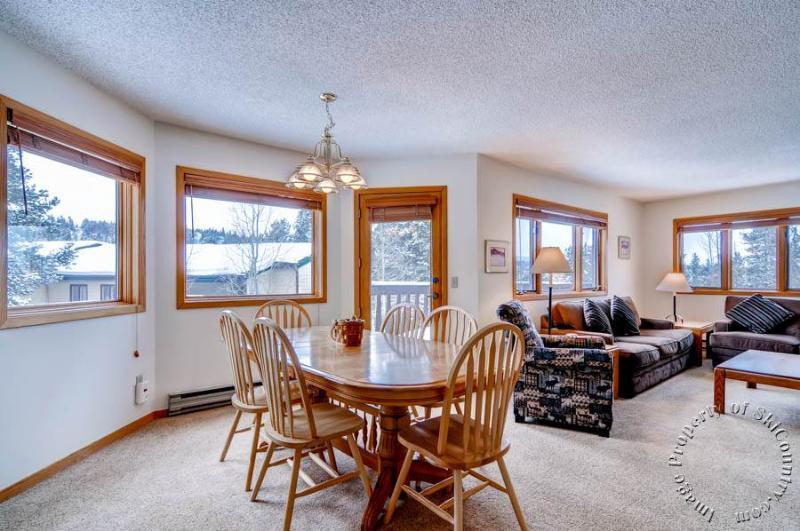 Woods Manor Condos - 304B - Image 1 - Breckenridge - rentals