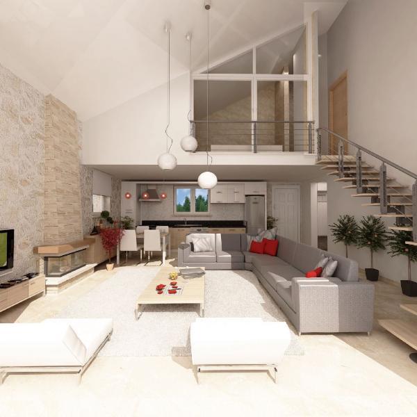 Hira Villa - 3 - Image 1 - Kalkan - rentals