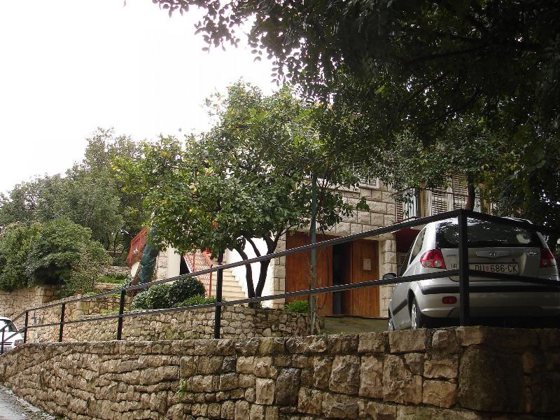 courtyard (house and surroundings) - 03514KORC Ivana(2+1) - Korcula - Korcula - rentals