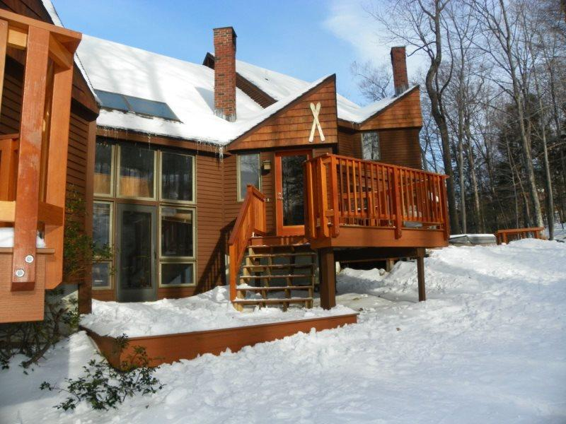 4 Bedroom Slopeside Condo on Loon Mountain - Image 1 - Lincoln - rentals