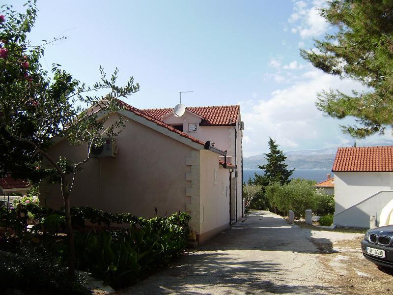 house - 01301SPLI  A4(2) - Splitska - Splitska - rentals