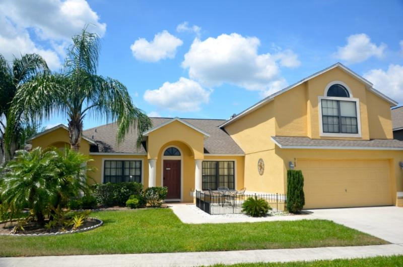 Legacy Park 5Bd Pool Home -Spa, WiFi -From $185/nt - Image 1 - Orlando - rentals