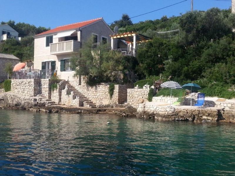 house - Nikola A1(4) - Cove Donja Krusica (Donje selo) - Cove Donja Krusica (Donje selo) - rentals