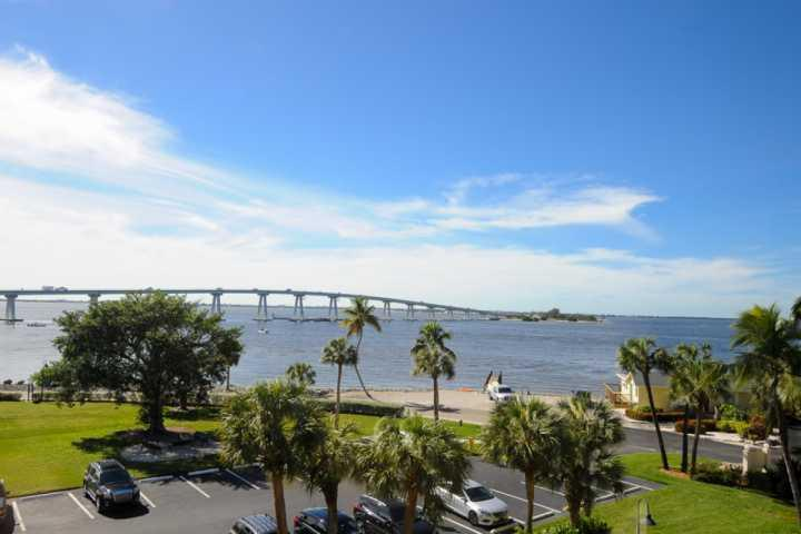 View from the Lanai - Punta Rassa Condominium - Unit 305  Stunning View!! - Sanibel Island - rentals