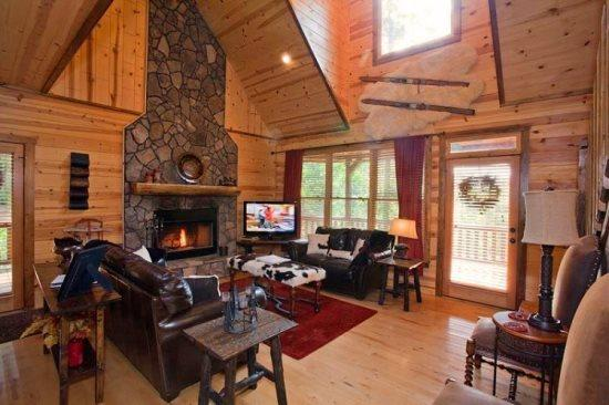 Fireside Lodge - Ellijay GA - Image 1 - Ellijay - rentals