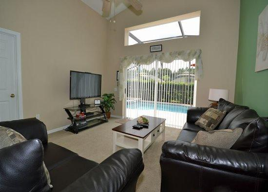 3 Bedroom 2 Bathroom Pool Villa in Westridge. 460LD - Image 1 - Orlando - rentals