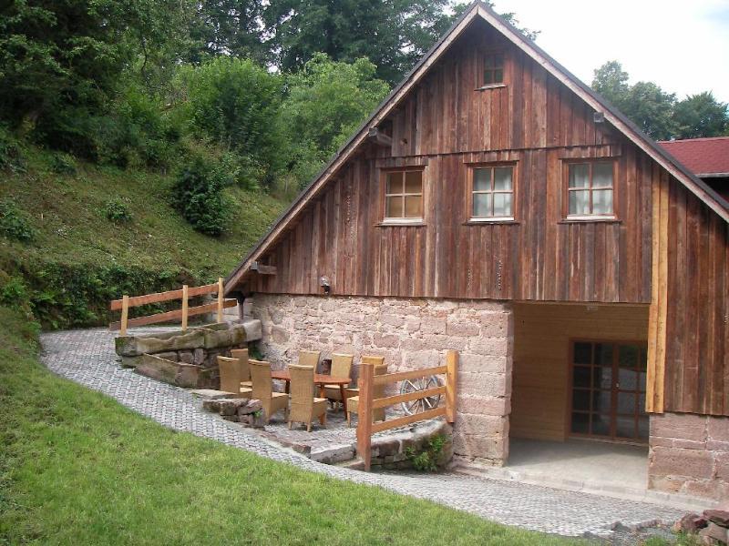 Vacation Home in Presseck - 1615 sqft, quiet, natural, friendly (# 5019) #5019 - Vacation Home in Presseck - 1615 sqft, quiet, natural, friendly (# 5019) - Presseck - rentals
