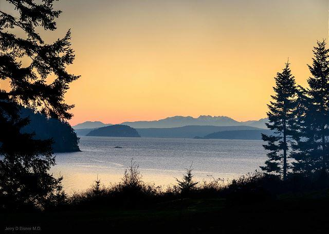 Peaceful Cottage with Beach Access on Beautiful Orcas Island - Image 1 - Olga - rentals