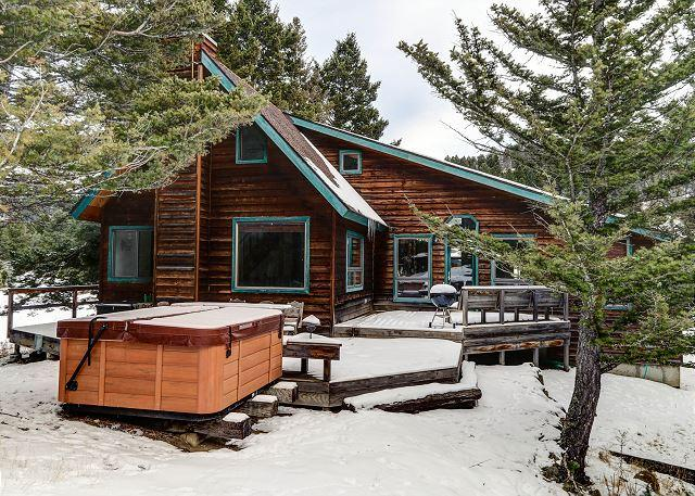 Private hideaway in the Bridger mountains - Image 1 - Bozeman - rentals