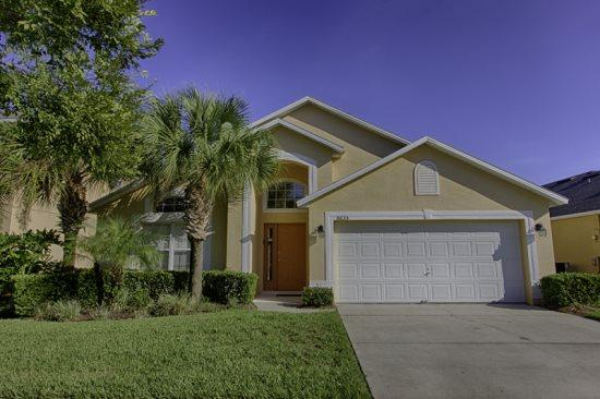 4 Bedroom 3 Bath  Private Pool, Spa & Games Room - Image 1 - Kissimmee - rentals