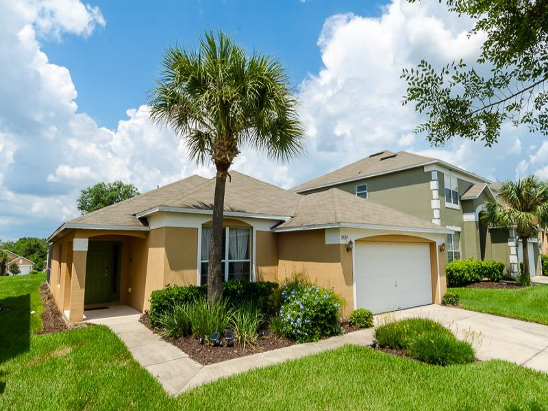 4 Bedroom 3 Bath Private Pool with Game Room - Image 1 - Kissimmee - rentals