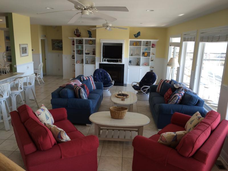 Oceanfront 12 Bedroom  #1 Beach Weddings/Retreats - Image 1 - Ocean Isle Beach - rentals