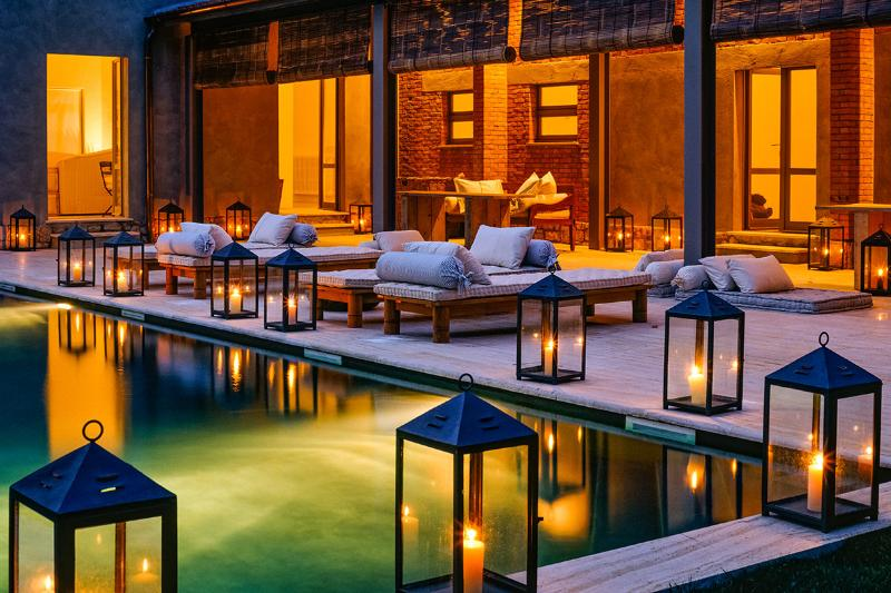 Villa Mimmi, Sleeps 12 - Image 1 - Val d'Orcia - rentals