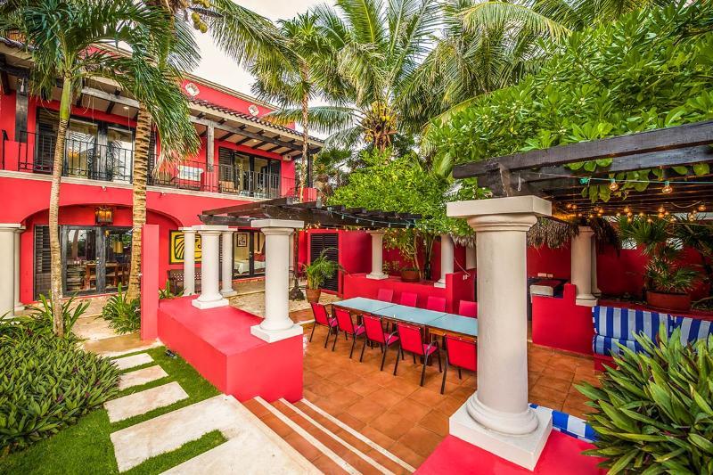 Casa Buena Suerte - Soliman Bay, Sleeps 12 - Image 1 - Soliman Bay - rentals