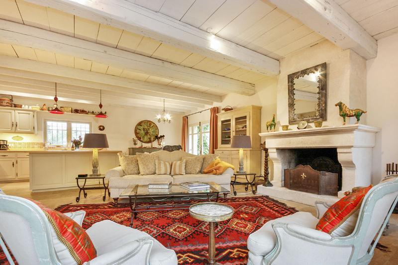 Villa Bigau, Sleeps 6 - Image 1 - Saint-Remy-de-Provence - rentals