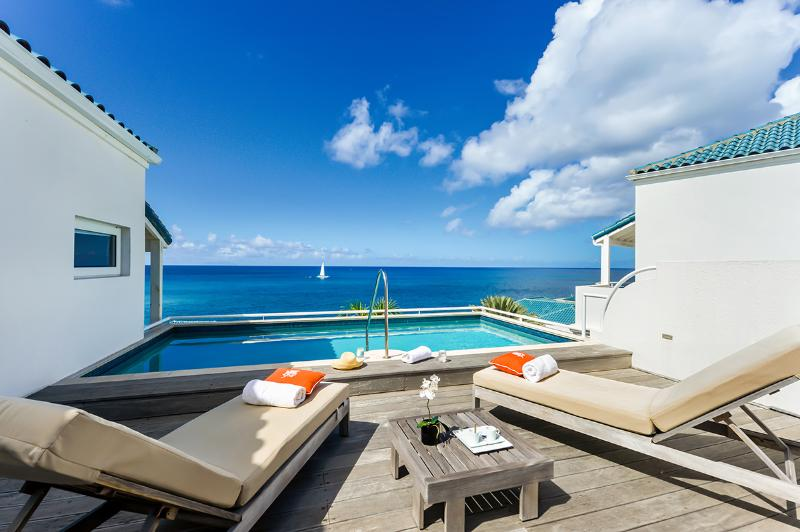 Villa Luna, Sleeps 6 - Image 1 - Cupecoy - rentals