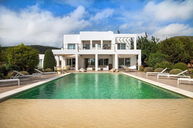 Villa Vista Cala Jondal, Sleeps 14 - Image 1 - Es Cubells - rentals