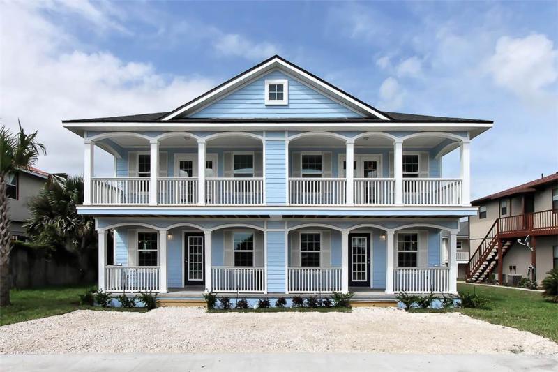 Avery's Ocean Breeze I, 3 Bedrooms, Ocean View, Pet Friendly, Sleeps 6 - Image 1 - Saint Augustine - rentals
