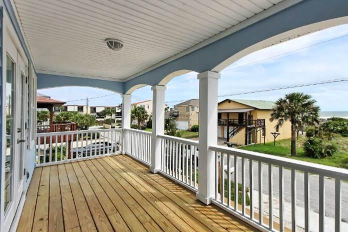 Avery's Ocean Breeze II, 3 Bedrooms, Ocean View, Pet Friendly, Sleeps 6 - Image 1 - Saint Augustine - rentals
