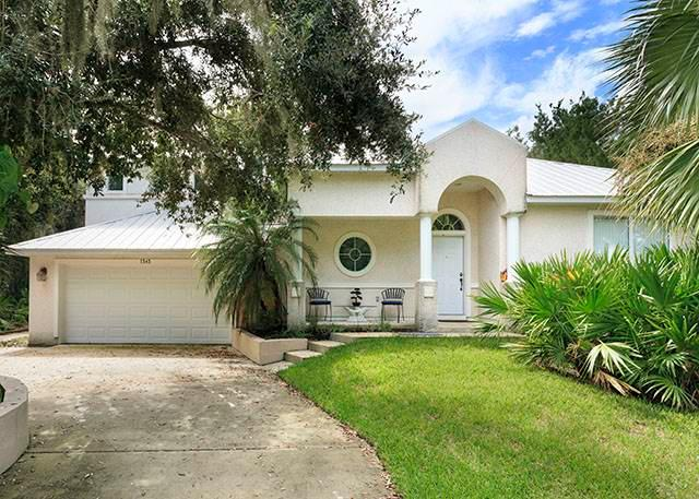 Sweet Symphony, 3 Bedrooms, Minutes to Beach, Sleeps 6 - Image 1 - Saint Augustine - rentals
