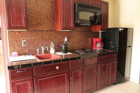 Kitchenette - Luxury Corporate Apartment: - Oceanside - rentals