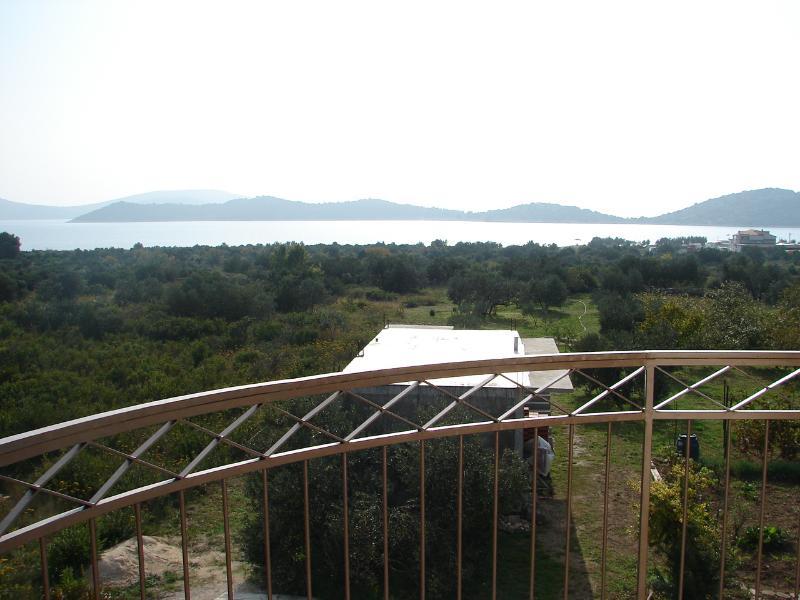 A2(4+1): terrace view - 01606TRIB A2(4+1) - Tribunj - Tribunj - rentals