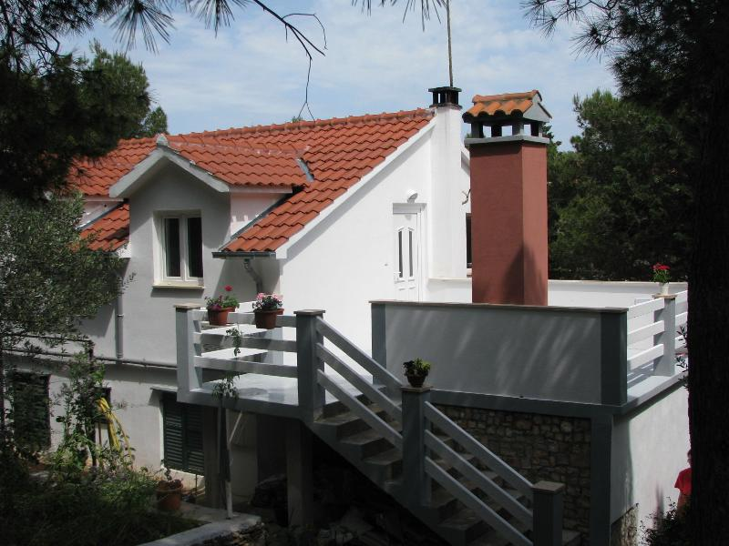 house - 8095  A1(4+1) - Cove Osibova (Milna) - Cove Osibova (Milna) - rentals