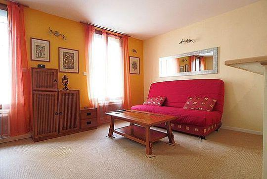 Sejour - 1 bedroom Apartment - Floor area 45 m2 - Paris 11° #211200001 - Paris - rentals