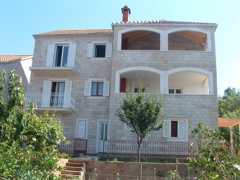 house - 03001SUPE  A2(2) - Supetar - Supetar - rentals
