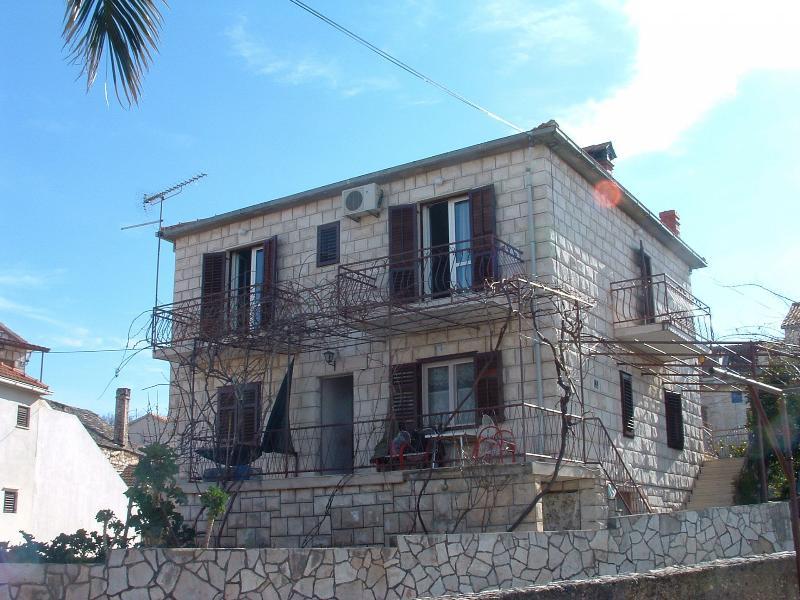 house - 05101SUPE  A1(4+1) - Supetar - Supetar - rentals