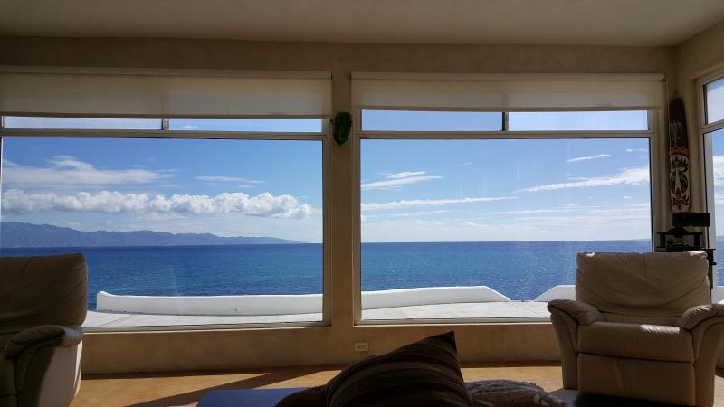 Right on the Water! Best Views in La Ventana!! Beachside is all Glass from every room! - Beachfront GORGEOUS VIEWS can be rented as a 3, 4 or 1 bedroom. Ask about  pool - La Ventana - rentals