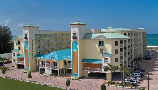 Sunset Vista's - DIRECT GULF FRONT BEACH CONDO - Treasure Island - rentals