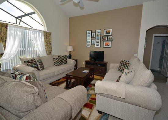 The Sanctuary 4 Bedroom 3 Bath Pool Home. 926BD - Image 1 - Orlando - rentals