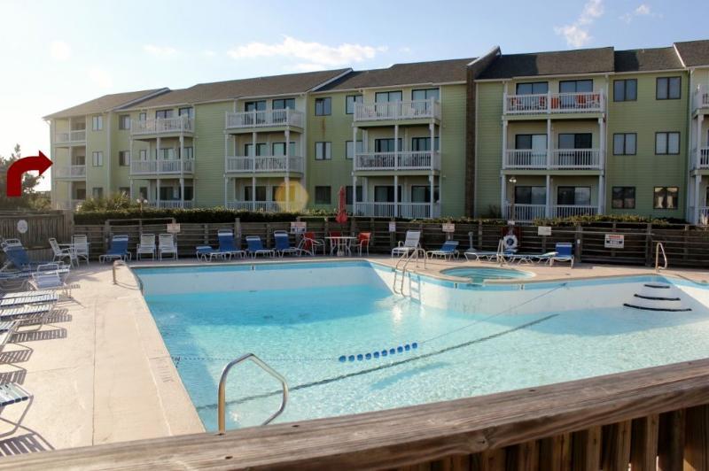 Oceanfront Exterior  - Pebble Beach A-201-SUN 3BR - World - rentals