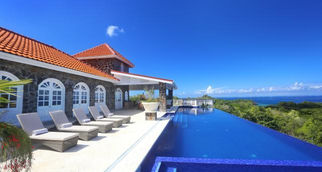 Atlantis - Ideal for Couples and Families, Beautiful Pool and Beach - Image 1 - Saint Lucia - rentals